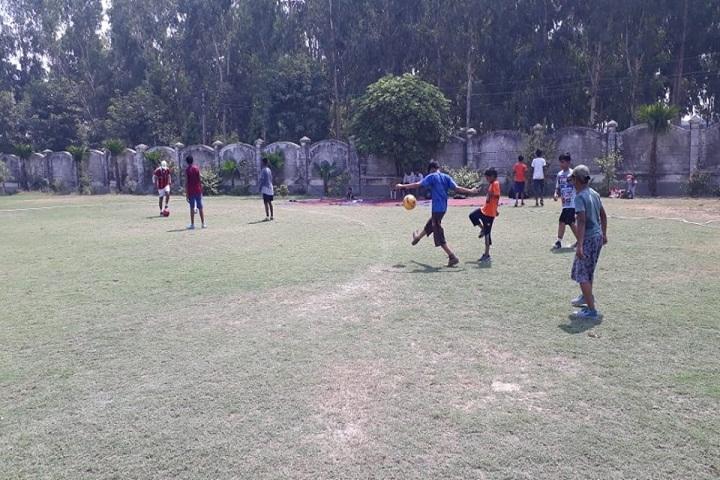 Hallmark World School-Sports