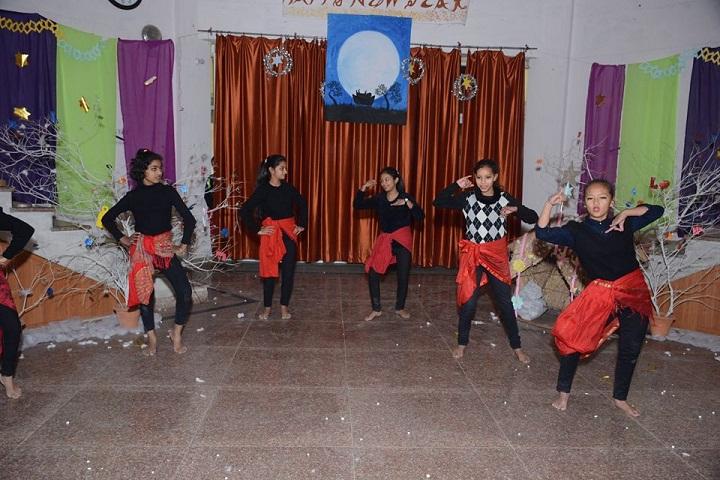 Handa Public School-Dance-Room