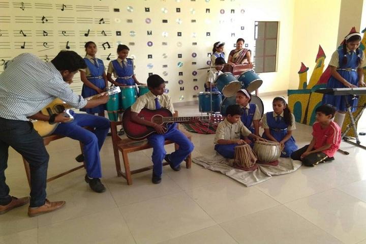 Handa Public School-Music-Room