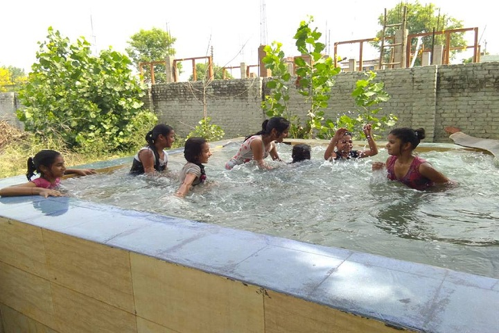 Handa Public School-Swimming-Pool