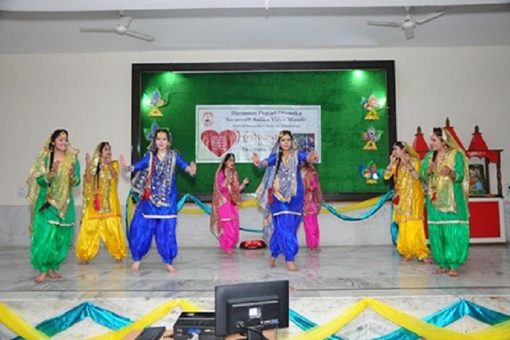 Hanuman Prasad Dhanuka Saraswati Balika Vidya Mandir-Events programme