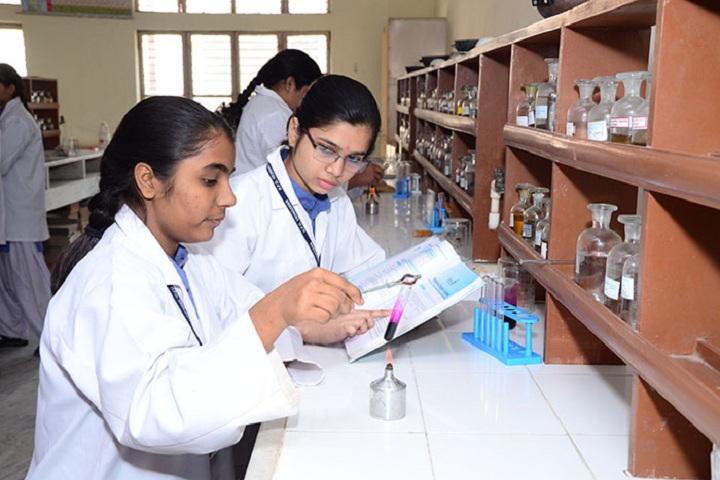 Hanuman Prasad Dhanuka Saraswati Balika Vidya Mandir-Laboratory chemistry