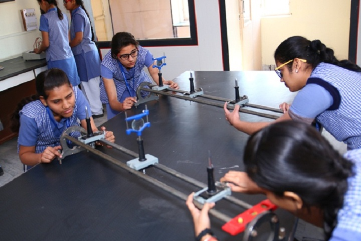 Hanuman Prasad Dhanuka Saraswati Balika Vidya Mandir-Laboratory physics