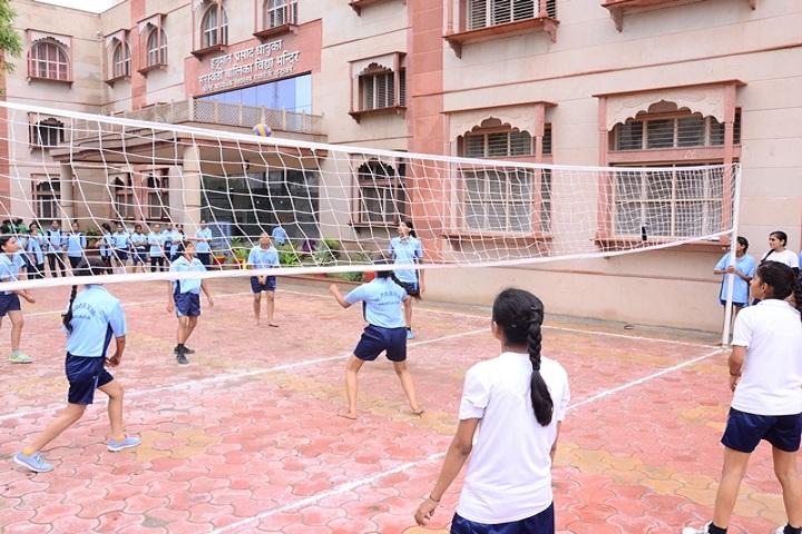 Hanuman Prasad Dhanuka Saraswati Balika Vidya Mandir-Sports