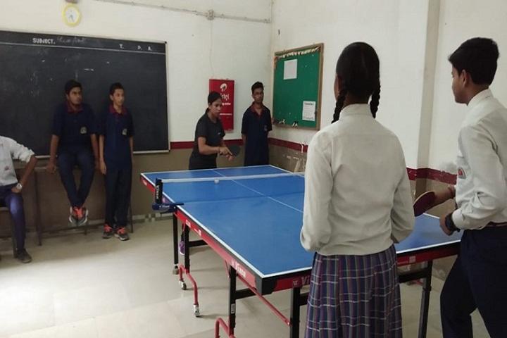 Happy Home English School-Indoor Games