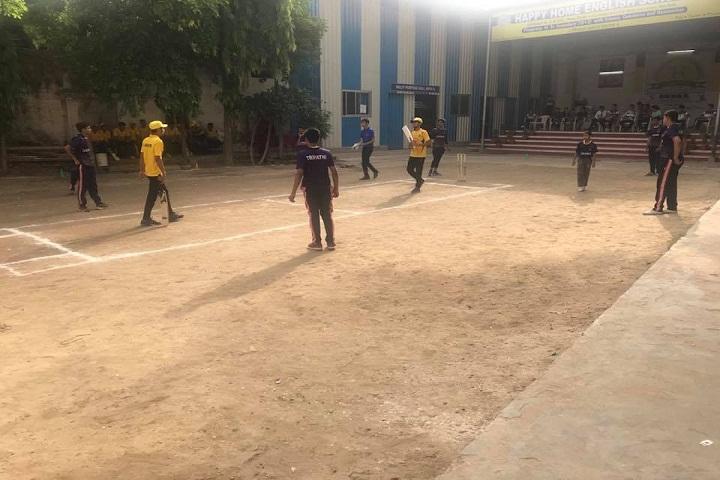 Happy Home English School-Sports