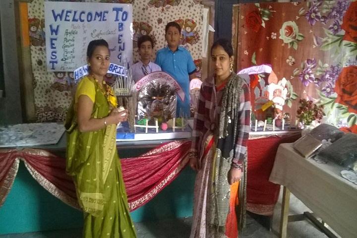 Happy Model School-Science Exhibition