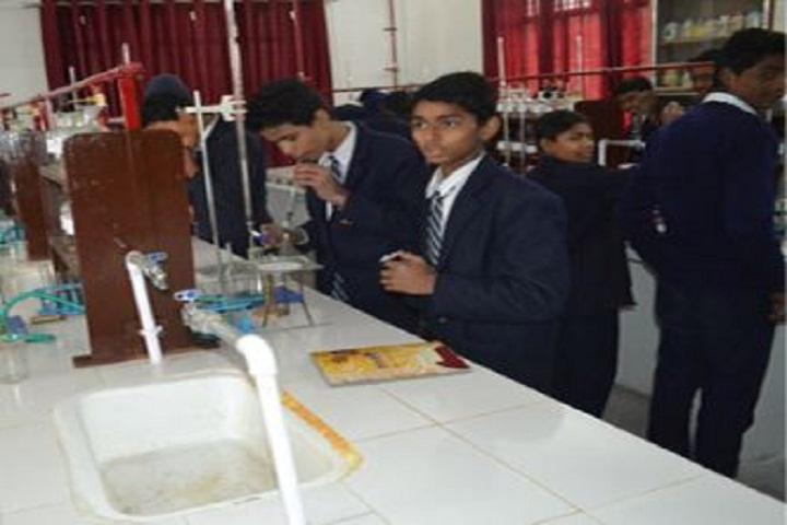 Harihar Singh Public School-Chemistry Lab
