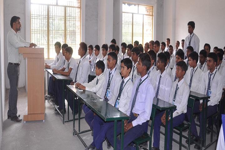 Harihar Singh Public School-Classroom