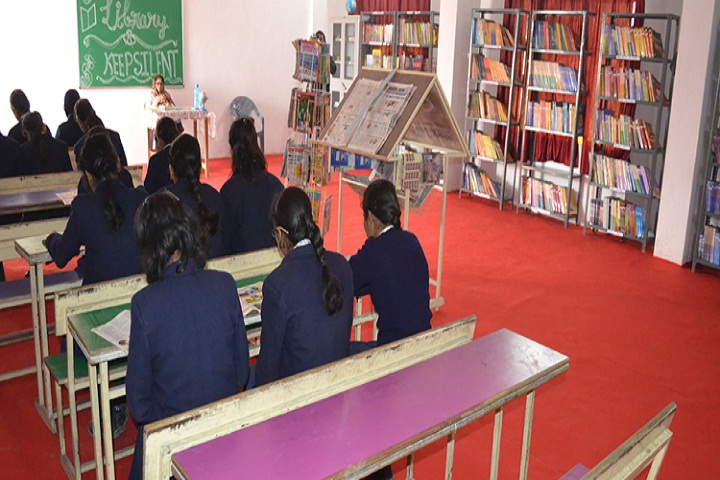 Harihar Singh Public School-Library