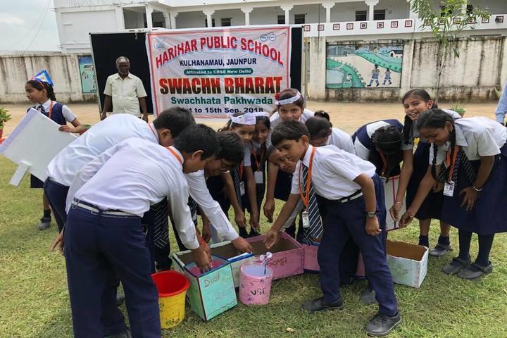 Harihar Singh Public School-Activity