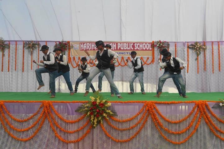 Harihar Singh Public School-Dancing Activity