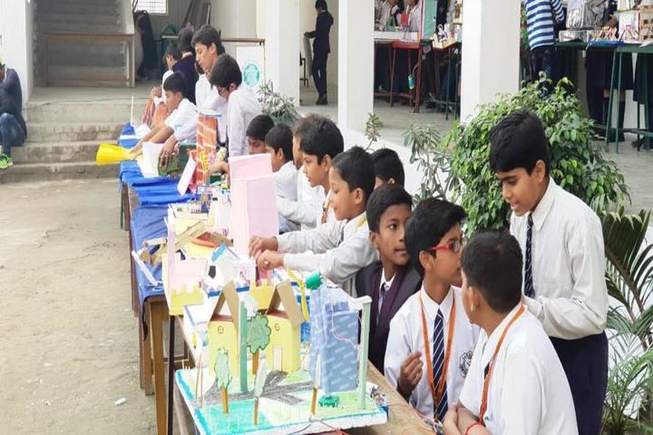 Harihar Singh Public School-School Exhibition