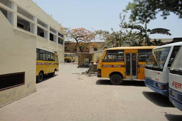 Harihar Singh Public School-Transportation