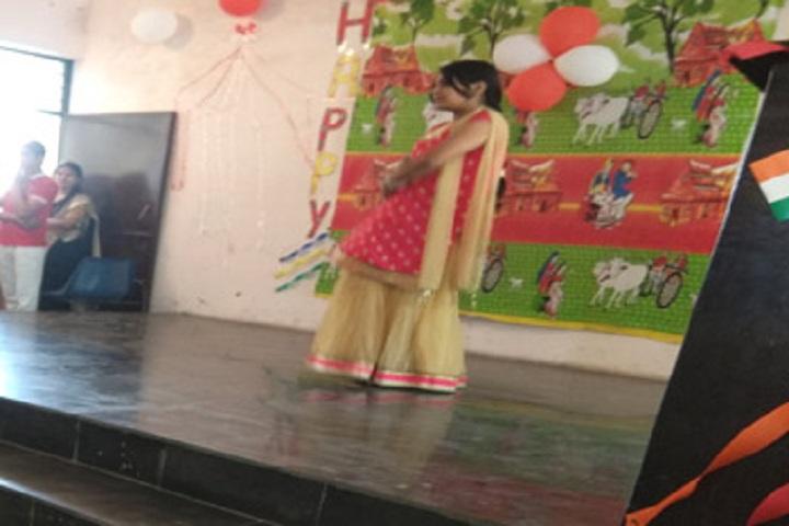 Hari International Academy-Events dance