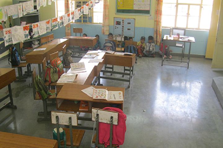 Hari International Academy-Library