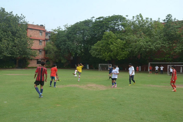 Hari International Academy-Sports football