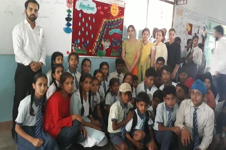 Hari Maya International School-Childrens Day