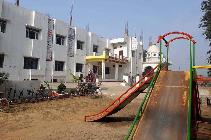 Hari Maya International School-Playing Area