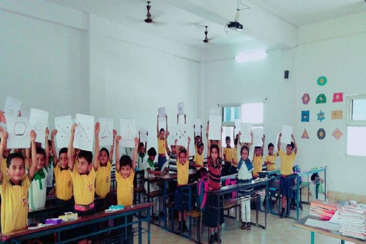 Harihar Singh Academy-Classroom