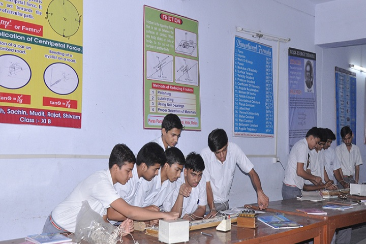 Harmilap Mission School-Laboratory physics