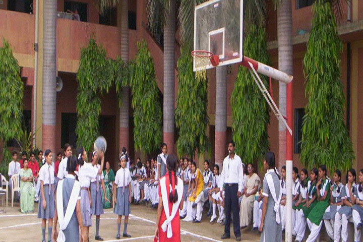 Harmilap Mission School-Sports basketball