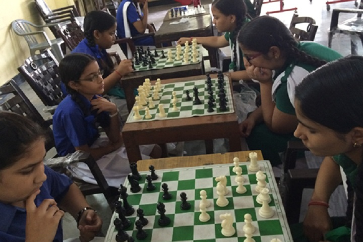 Harmilap Mission School-Sports chess