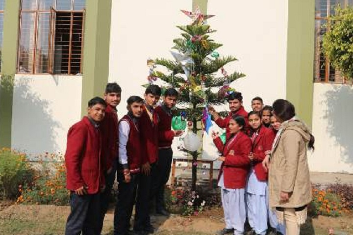 Harpati Memorial Public School-Events christmas