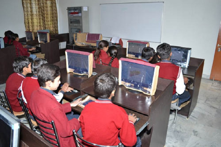 Harpati Memorial Public School-IT-Lab
