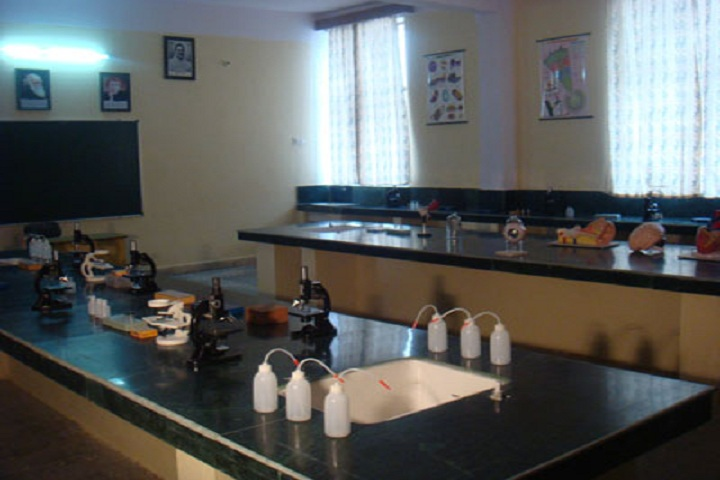 Harpati Memorial Public School-Laboratory biology
