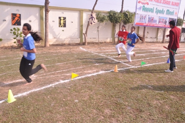 Harpati Memorial Public School-Sports running