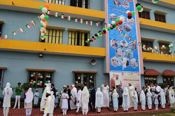 Heaven Garden Junior High School-Independence Day