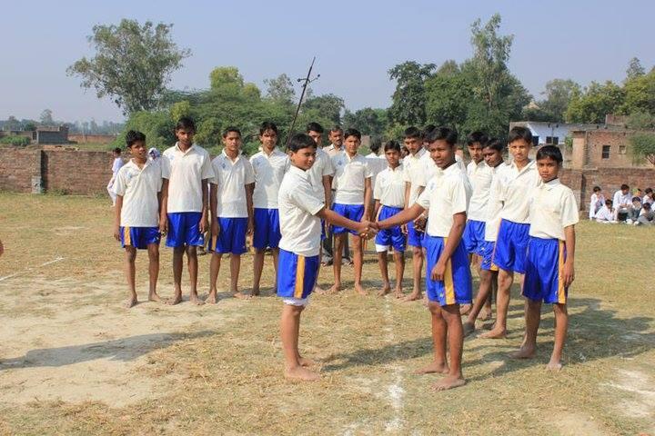 Heaven Garden Junior High School-Play Ground