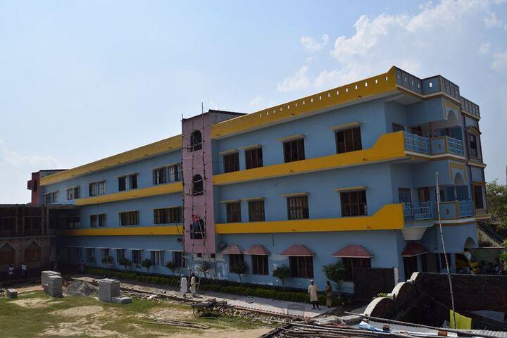 Heaven Garden Junior High School-School View