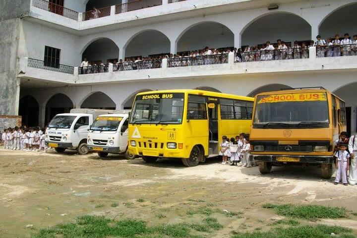 Heaven Garden Junior High School-Transport