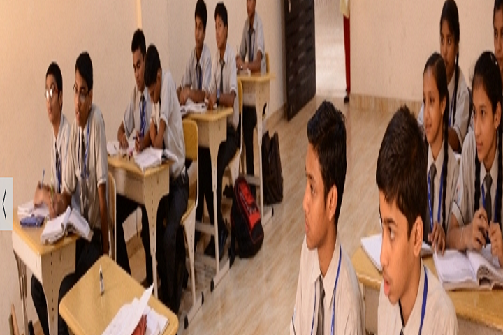 Heera Lal Patel International School-Classroom