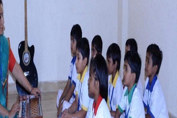Heera Lal Patel International School-Others music