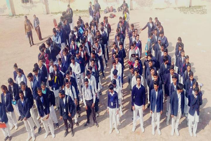 Heera Singh Public School-Assembly