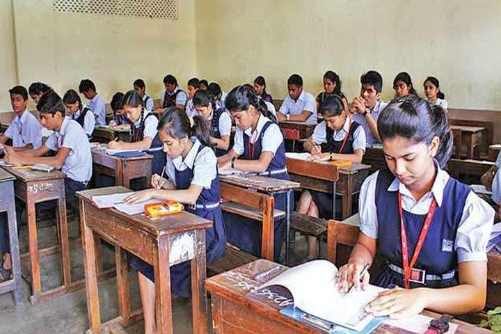 Heera Singh Public School-Classroom