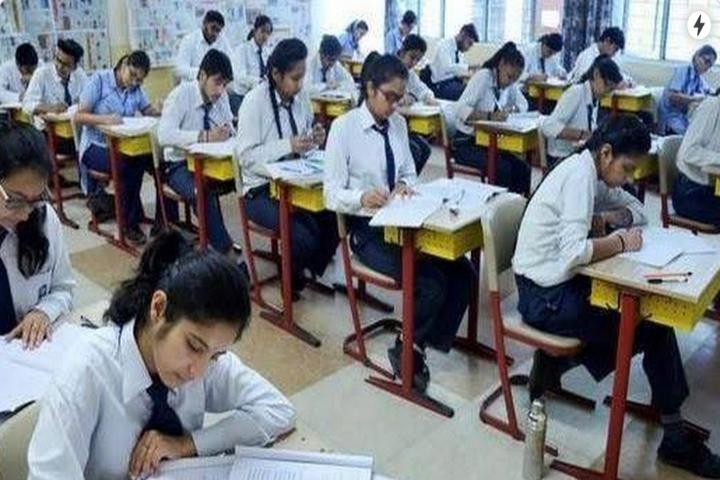 Heera Singh Public School-Exam Hall