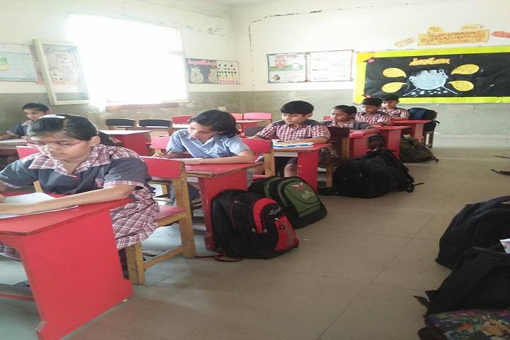 Heritage Academy-Classroom