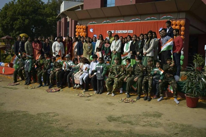 Heritage Academy-Events Republic Day