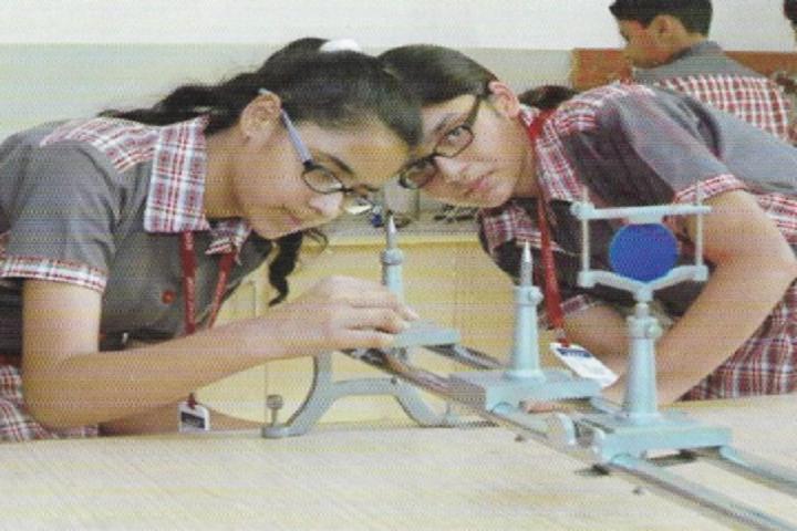 Heritage Academy-Laboratory