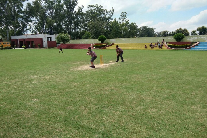 Heritage Academy-Sports Cricket