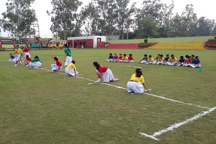 Heritage Academy-Sports Kho Kho