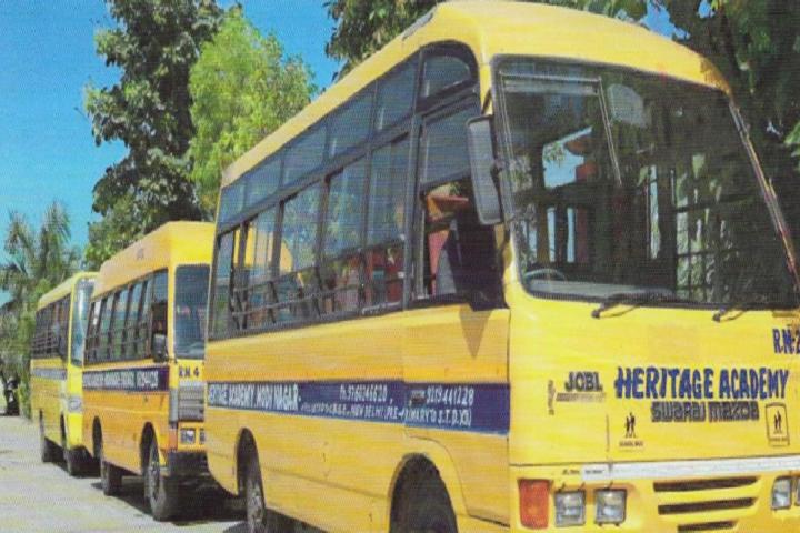 Heritage Academy-Transport