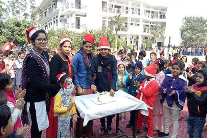 Heritage International Public School-Events celebration
