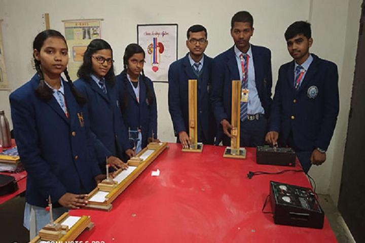 Heritage International Public School-Laboratory physics