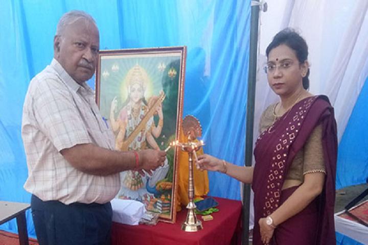 Heritage International Public School-Others puja