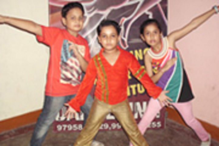 Heritage International School-Events dance